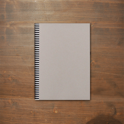 EASY BOOK NOTE_grey