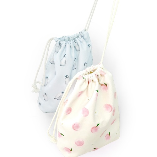 STRING POUCH(L)
