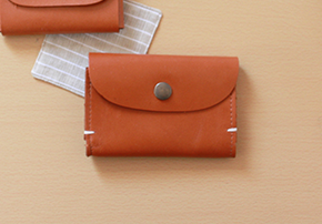 LEATHER WALLET SMALL