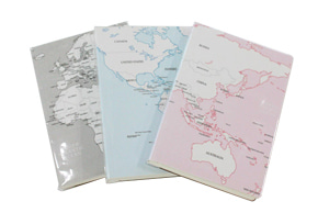 Mini Planner- World Map ver