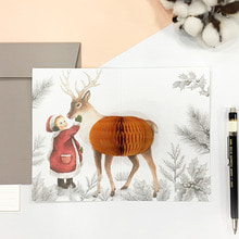 POP UP CARD_RUDOLPH